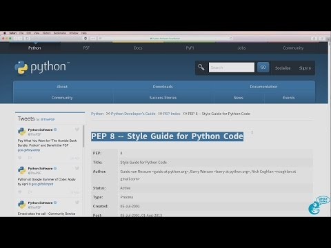 GNS3 Talks: Python for Network Engineers with GNS3 (Part 7) - How to write better code and styles