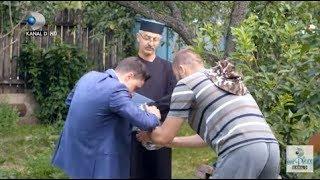Moldovenii – Ionel face tratament cu aer din America! Primarul ii face o oferte de nerefuzat!