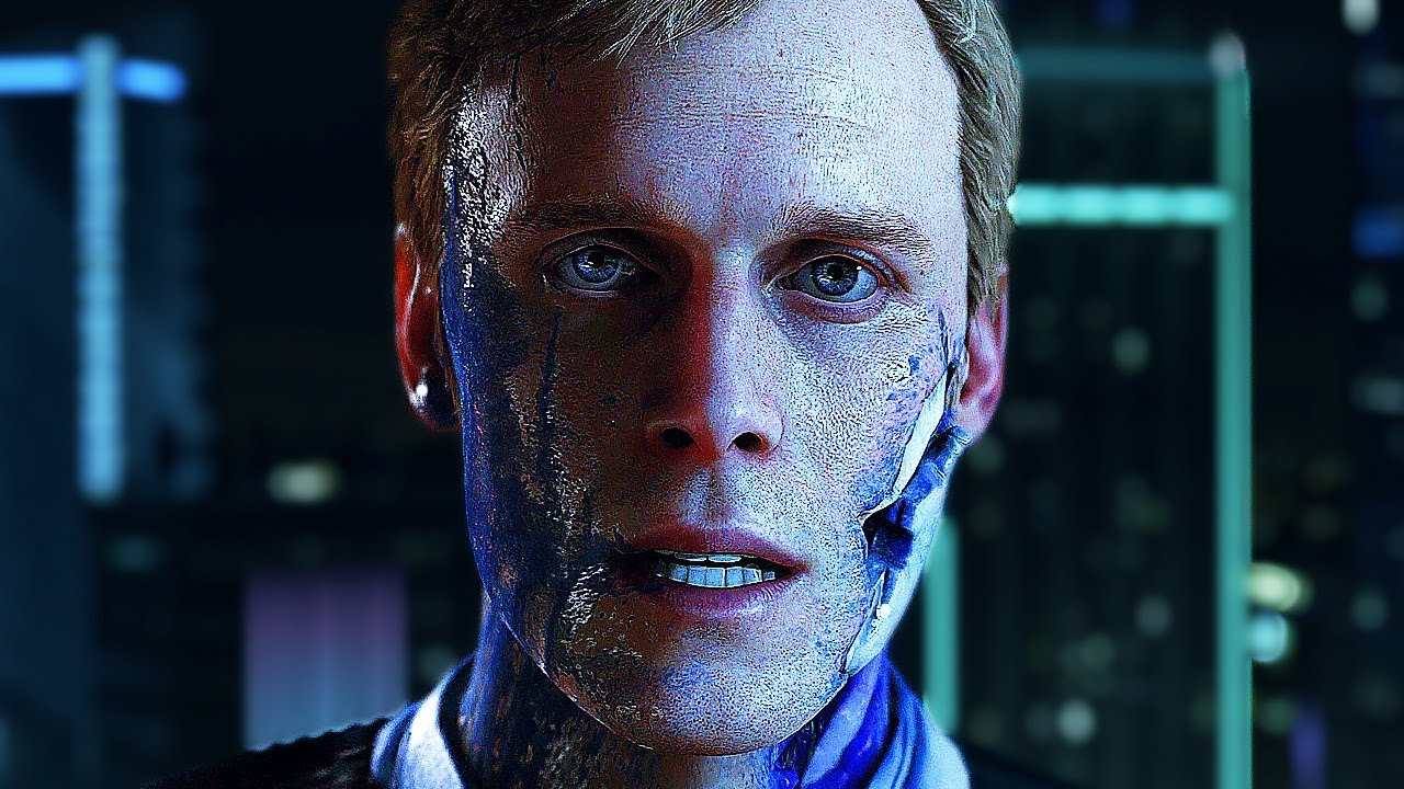 DETROIT BECOME HUMAN (4K) - Demo Gameplay FR PS4 Pro