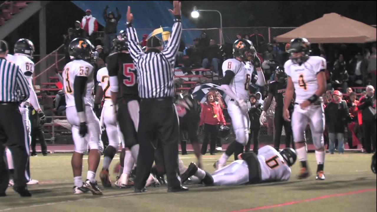 North Coast Section football playoffs: Pittsburg vs ...