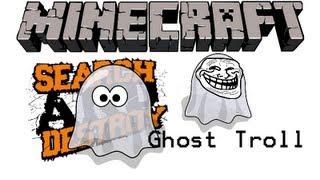 Minecraft: Ghost Troll