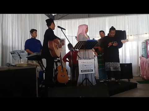 KB Buskers (cover) ft Fiza jalin - cinta dirgahayu
