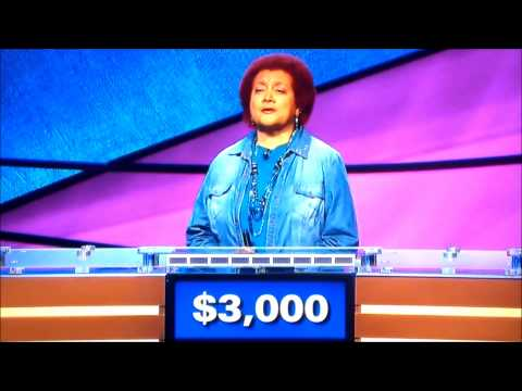 Master Fard Muhammad Question On Jeopardy