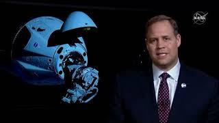 SpaceX Splashdown: NASA Chief Talks Historic Achievemnent