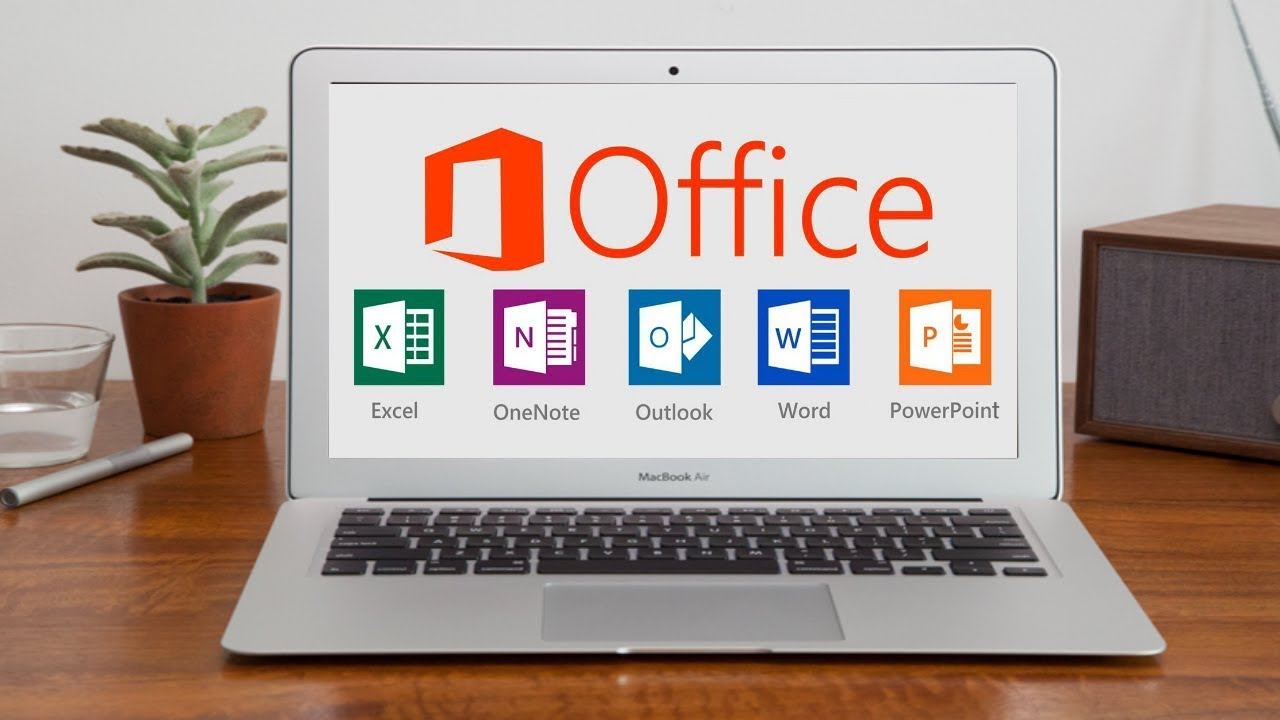Microsoft Office 2016 - High Sierra (Macbook)