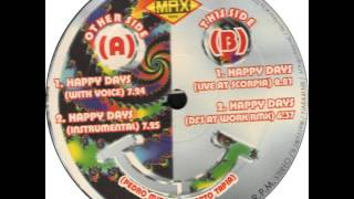 Fraktal 3 - Happy Days (Instrumental) (A2)
