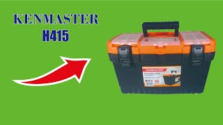 Review TOOLBOX KENMASTER H415