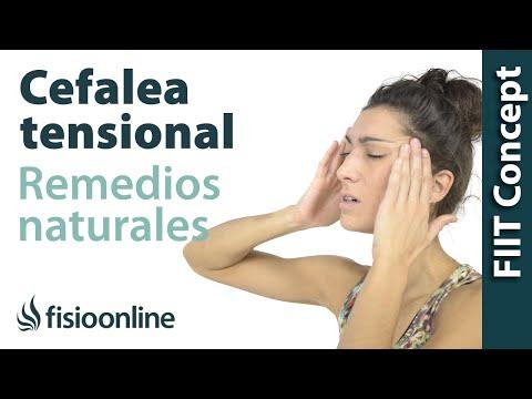 remedios caseros para el dolor de cabeza fuerte