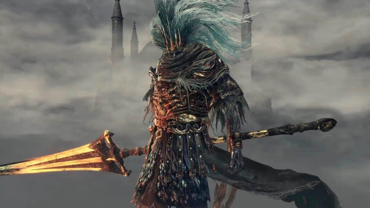 Dark Souls III - Безымянный король Тактика