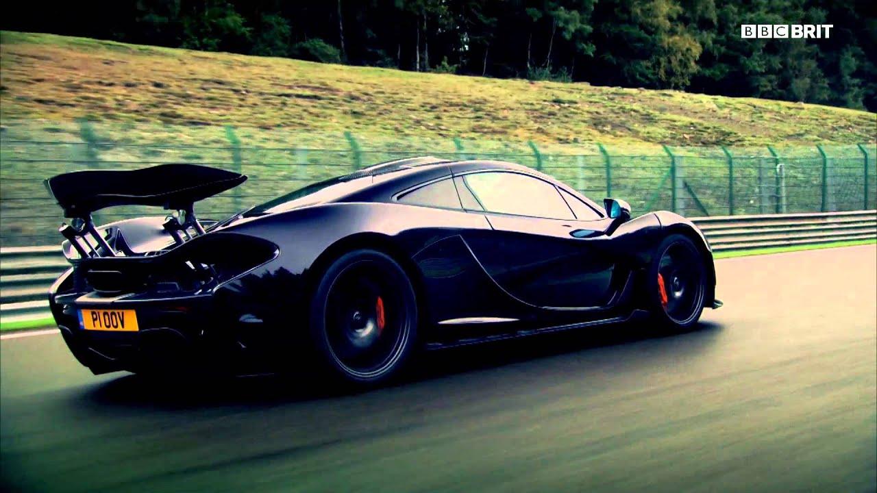 McLaren P1 - Szalona prędkość - Top Gear Zajawki - Lr - BBC Brit