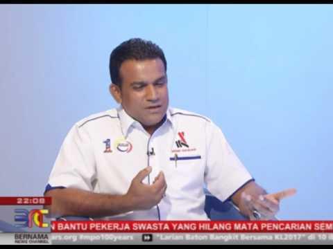 VIRUS PATI LIVE BERNAMA TV IKHLAS MALAYSIA