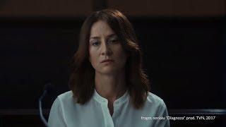 Anna vs Artman - zobacz najmocniejsze sceny Diagnoza od 20 lutego o 2130 w TVN