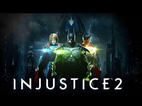 INJUSTICE 2 HISTORIA