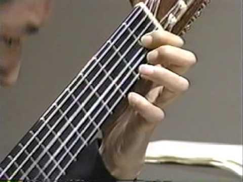 """Interview to Shin-ichi Fukuda and Live """"To the Edge of Dream"""" by Toru Takemitsu (1996)"""