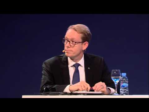 EPP Madrid Congress - Panel debate on Migration