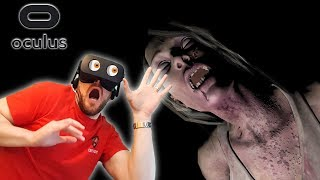 MIRROR VR EXPERIENCE Oculus Rift - The Ring Got Me