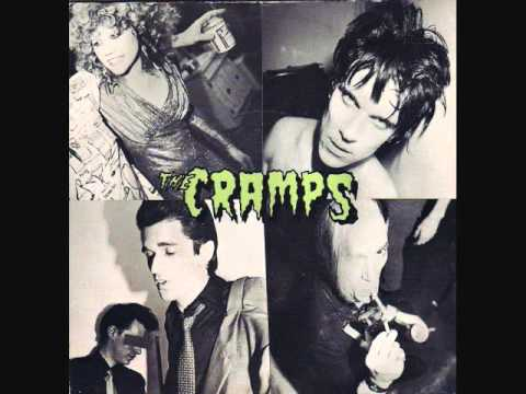 The Cramps- Creature from the black leather lagoon