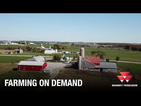Farming On Demand: