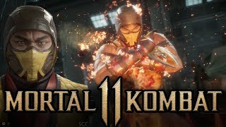 I LOVE MISERY BLADE! - Mortal Kombat 11 Scorpion Kombat League Gameplay