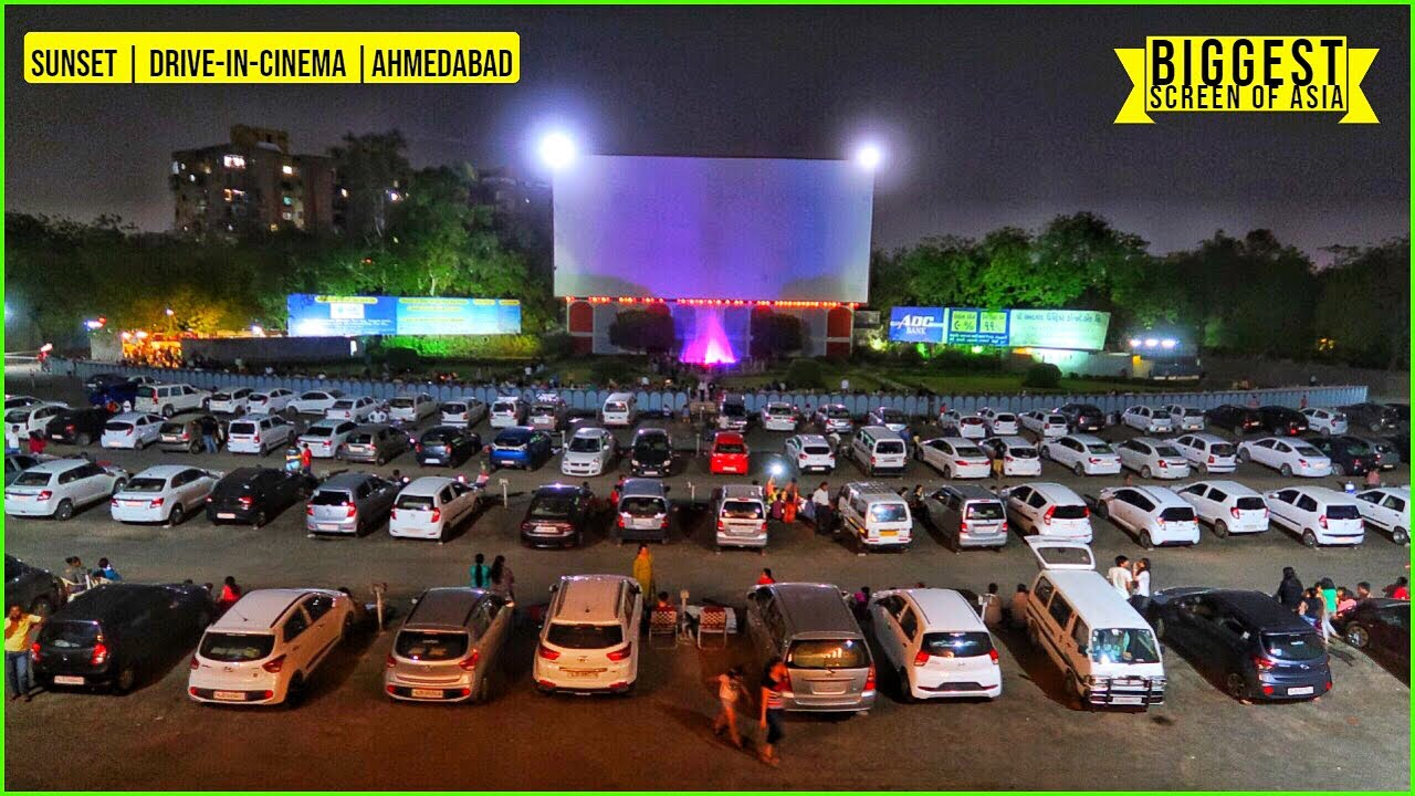 Drive In Cinema Ahmedabad Movie Youtube
