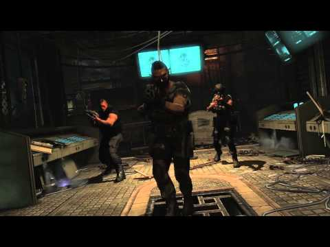 Batman Arkham Origins - Multiplayer Trailer - Eurogamer