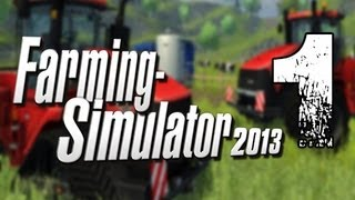 Farming Simulator 2013 - Let's Play Career Gameplay Part 1 Deja Vu