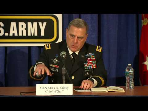 Gen. Milley Announces Biggest Buying Shift In 40 Years: Army Will Get Weapons The SOCOM Way