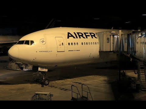 [Flight Report] AIR FRANCE | Johannesburg ✈ Paris | Boeing 777-300ER | Business