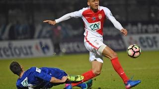 Coupe de France : Chambly-Monaco, 4-5 a.p., buts et résumé