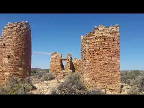 Hovenweep NM, Canyons of the Ancients