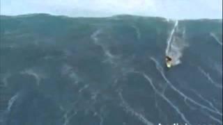 WORLDS BIGGEST WAVE EVER SURFED!!