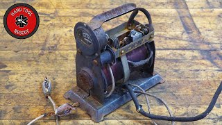 1920s Rare Battery Charger [Restoration]