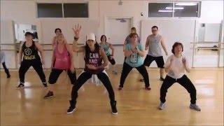 Zumba® with LO - *Watch Me Work / Legs*