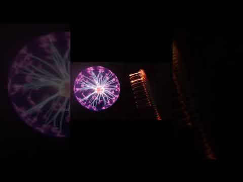 Neon wand plasma