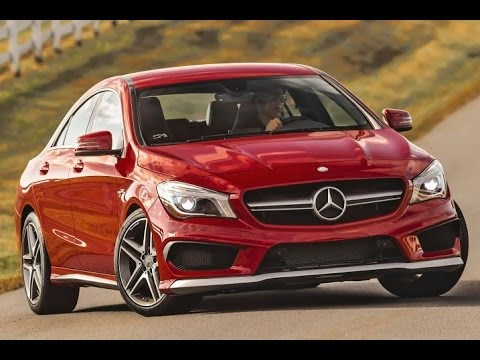 2016 Mercedes-Benz CLA Class (CLA250) Start Up, Road Test, and Review 2.0 L Turbo 4-Cylinder
