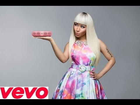 Behind The Scenes Nicki Minaj -Pink Pill Commercial