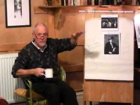 Dr Alan Roberts - Talk on James Joyce's  Finnegans Wake