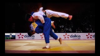 Gambar cover Judo Highlights - Judo For The World Paris 2018