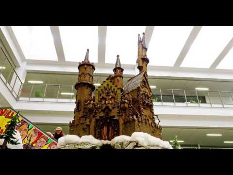 Visual Ohio - Holiday Train Display - Columbus  Metro Main Library