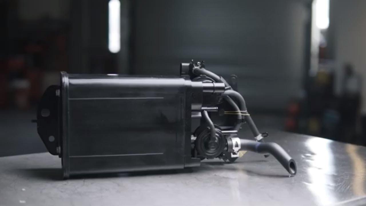Vapor Canister Purge Valve Dorman 911-673