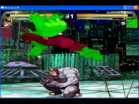 Grudge Match - Hulk vs Rhino - YouTube How To Make Lego Abomination