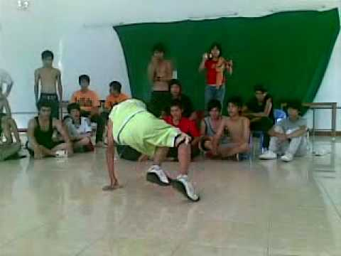 b-girl battle b-boy (long xuyen an giang )