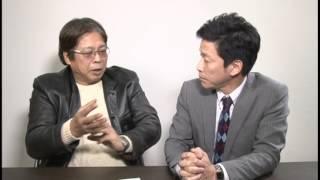 下関ホルモンTV局長の藤中和岳さんと酒本哲也さんが下関のこれからにつ...