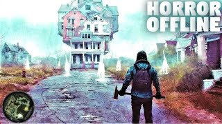 Top 10 Horror Games for Android OFFLINE  [BABA JI GAMER]