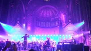 Jeff Mills and Flanders Philharmonic Orchestra, St. Anna Church, Gent 28/09/2013