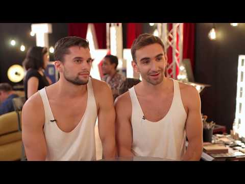 Guillaume & Arthur Stun France's Got Talent Judges With Beautiful Dance Against Homophobia