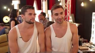 Guillaume & Arthur stun France's Got Talent judges with beautiful dance against homophobia