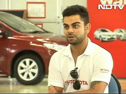 Talking Cars With Virat