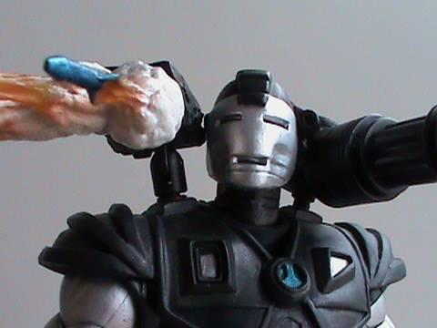 Marvel Legends War Machine (Galactus Series) Review