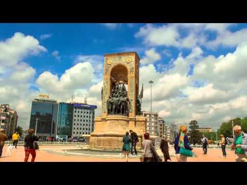 Turkey time-lapse film